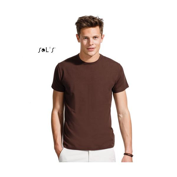 47a4d9007114 Ανδρικό κλασικό t-shirt για τύπωμα - Εκτύπωση με στρογγυλή λαιμόκοψη ...