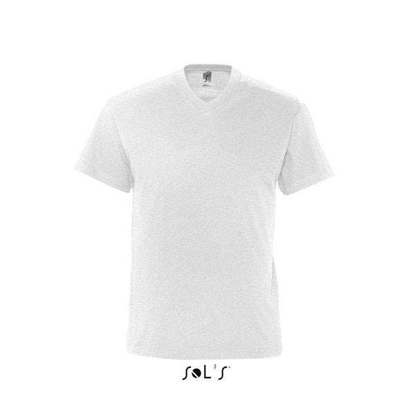 """... Ανδρικό t-shirt με λαιμόκοψη """"V"""" για τύπωμα - Εκτύπωση ... b4f6ea8dcb0"""