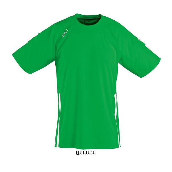 Διαφημιστικά μπλουζάκια Unisex κλασικό t-shirt με στρογγυλή ... 7a866f7676b