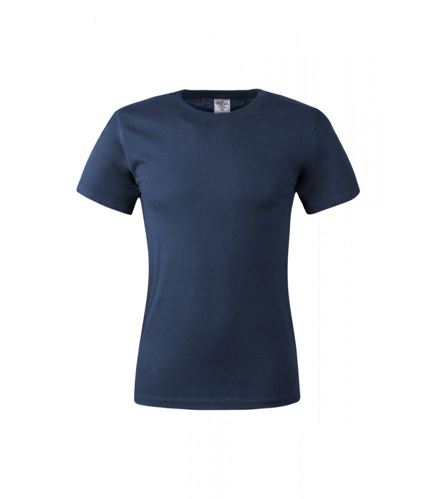 8ad31506eae3 ... Διαφημιστικά μπλουζάκια T-shirt τυπωμένα με στάμπα μεταξοτυπίας και  ραμένο με κέντημα το λογότυπο σας ...