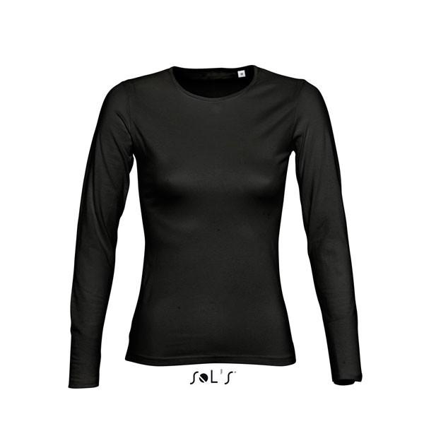 Γυναικεία διαφημιστική μπλούζα υπάρχει η δυνατότητα να είναι τυπωμένη η  κεντημένη με στάμπα το λογότυπο και τα στοιχεία σας 62d61310b76