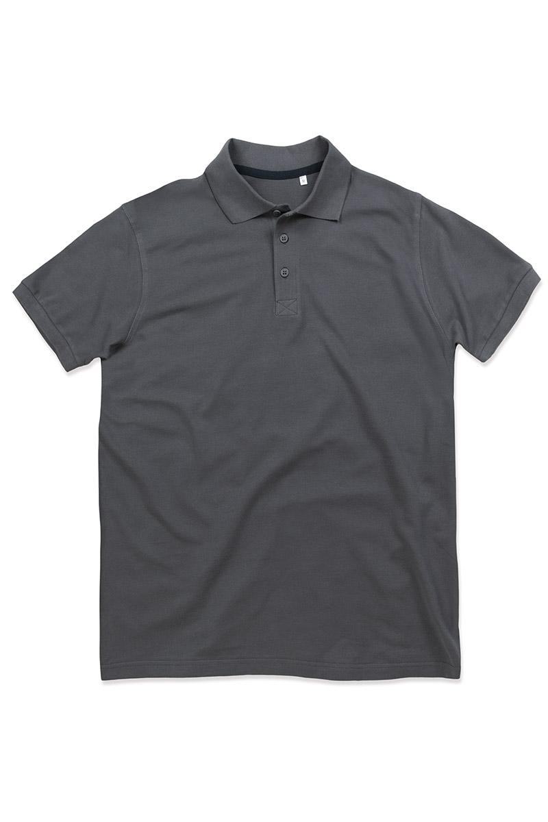 ... Διαφημιστική ανδρική μπλούζα πόλο υπάρχει η δυνατότητα να είναι τυπωμένη  η κεντημένη με στάμπα το λογότυπο ... 7b5f096ee32