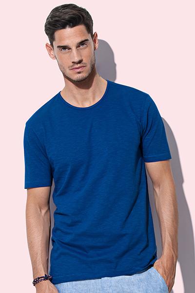 Διαφημιστική ανδρική μπλούζα υπάρχει η δυνατότητα να είναι τυπωμένη με  στάμπα το λογότυπο και τα στοιχεία σας. 1478c665702