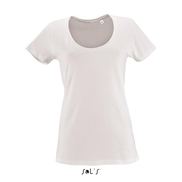 Διαφημιστικά γυναικεία μπλουζάκια υπάρχει η δυνατότητα να είναι τυπωμένα η  κεντημένα με στάμπα το λογότυπο και τα στοιχεία σας 8f77d5bce3e