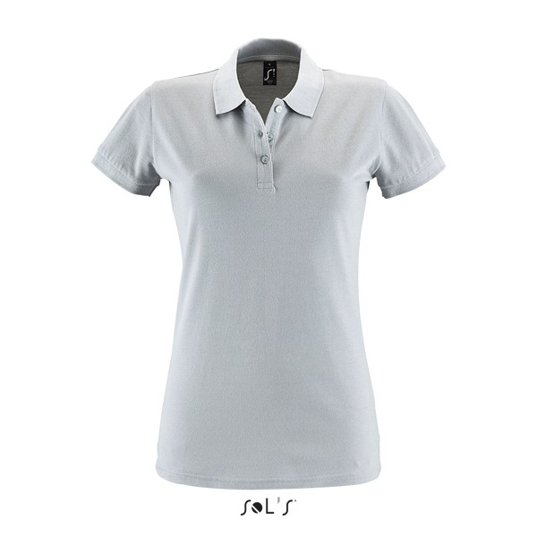 efb0091e591f ... Γυναικεία διαφημιστική μπλούζα πόλο υπάρχει η δυνατότητα να είναι  τυπωμένα η κεντημένα με στάμπα το λογότυπο ...