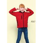 Διαφημιστικό παιδικό μπουφάν softshell με κουκούλα  υπάρχει η δυνατότητα να είναι τυπωμένα με στάμπα μεταξοτυπίας η ραμμένα με κέντημα το λογότυπο και τα στοιχεία σας