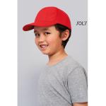 Παιδικό διαφημιστικό καπέλο, υπάρχει η δυνατότητα να είναι τυπωμένα με στάμπα μεταξοτυπίας η ραμμένα με κέντημα, το λογότυπο και τα στοιχεία σας.