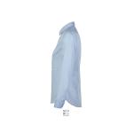 Γυναικείο πουκάμισο διαφημιστικό, υπάρχει η δυνατότητα να είναι με τύπωμα στάμπα μεταξοτυπίας, η ραμμένα με κέντημα το λογότυπο και τα στοιχεία σας