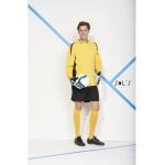 Διαφημιστική αθλητική μπλούζα τερματοφύλακα υπάρχει η δυνατότητα να είναι τυπωμένα η κεντημένα με στάμπα το λογότυπο και τα στοιχεία σας