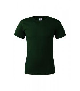 Διαφημιστικά μπλουζάκια T-shirt τυπωμένα με στάμπα μεταξοτυπίας και ραμένο με κέντημα το λογότυπο σας.