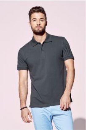 604bd345c882 Διαφημιστικές Ζακέτες · Ανδρική polo μπλούζα Stedman σε κανονική γραμμή για  τύπωμα - Εκτύπωση ...