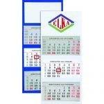 Χάρτινο Ημερολόγιο Τοίχου - μεγάλο